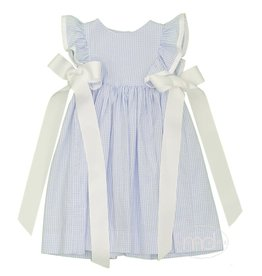 Funtasia Too Pinafore Dress Blue Stripe