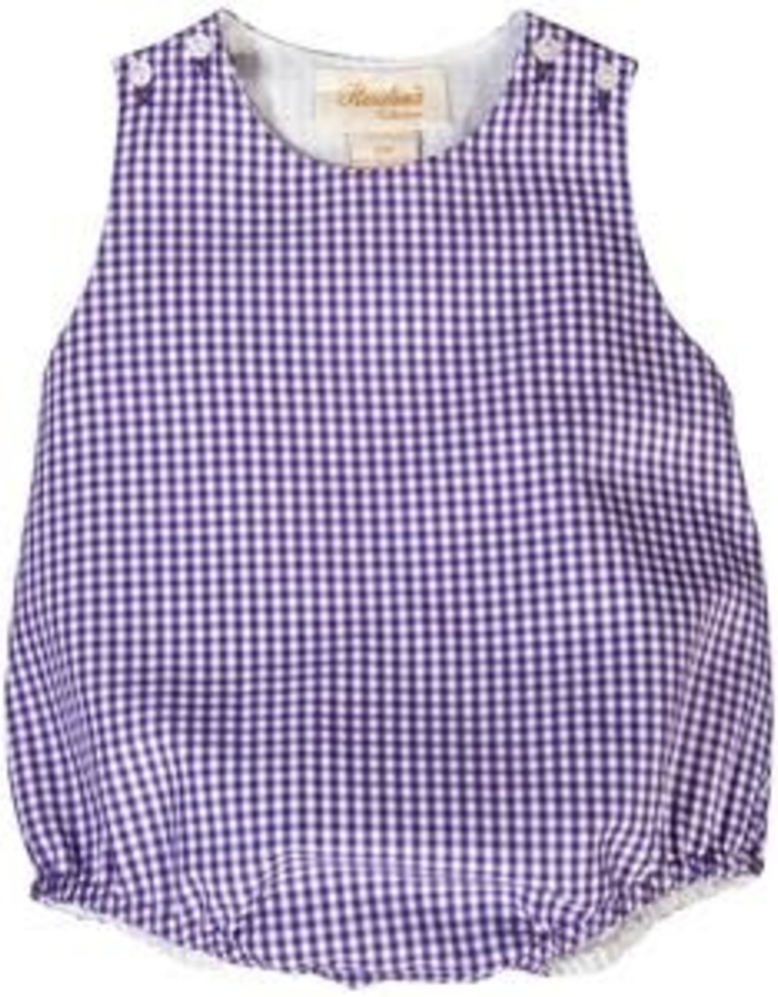 Rosalina Purple Unisex Gingham Bubble