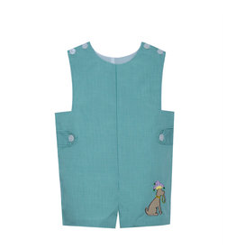 Remember Nguyen Green Carnival Dog Shortall