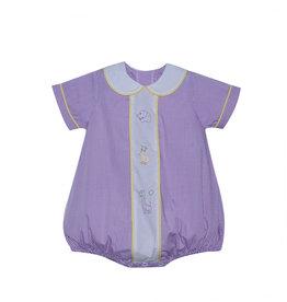 Sen Baby Lavender Parade Animals Boy Bubble
