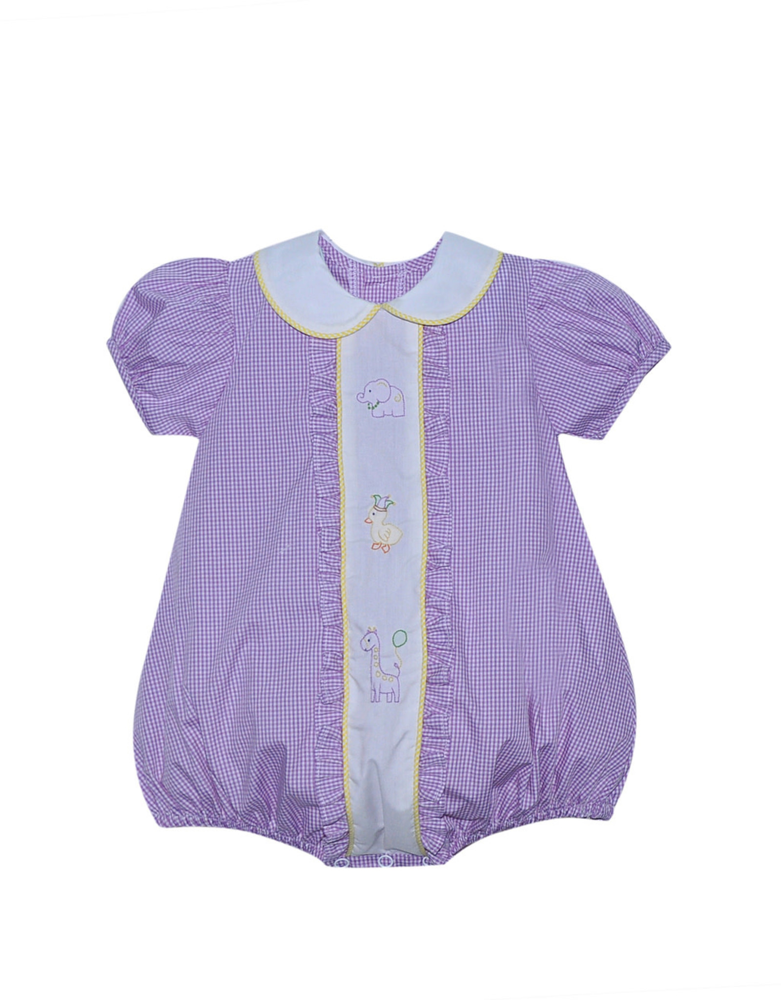 Sen Baby Lavander Parade Animals Girl Bubble