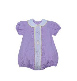 Sen Baby Lavender Parade Animals Girl Bubble