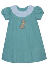 Remember Nguyen Green Carnival Dog Dress