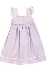 Sweet Dreams Lavender Gingham Dress