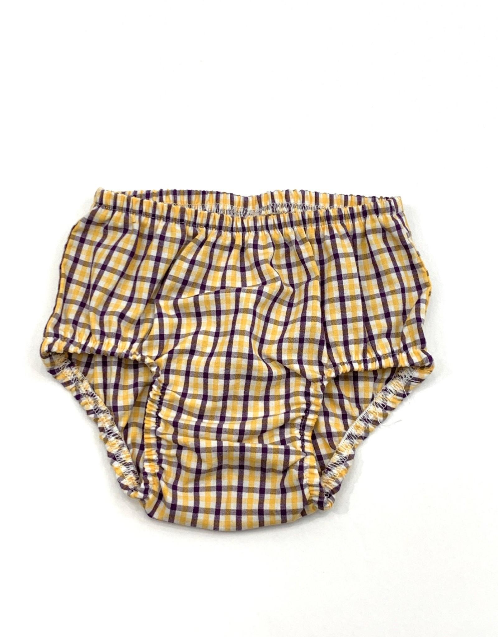 LSU diaper cover