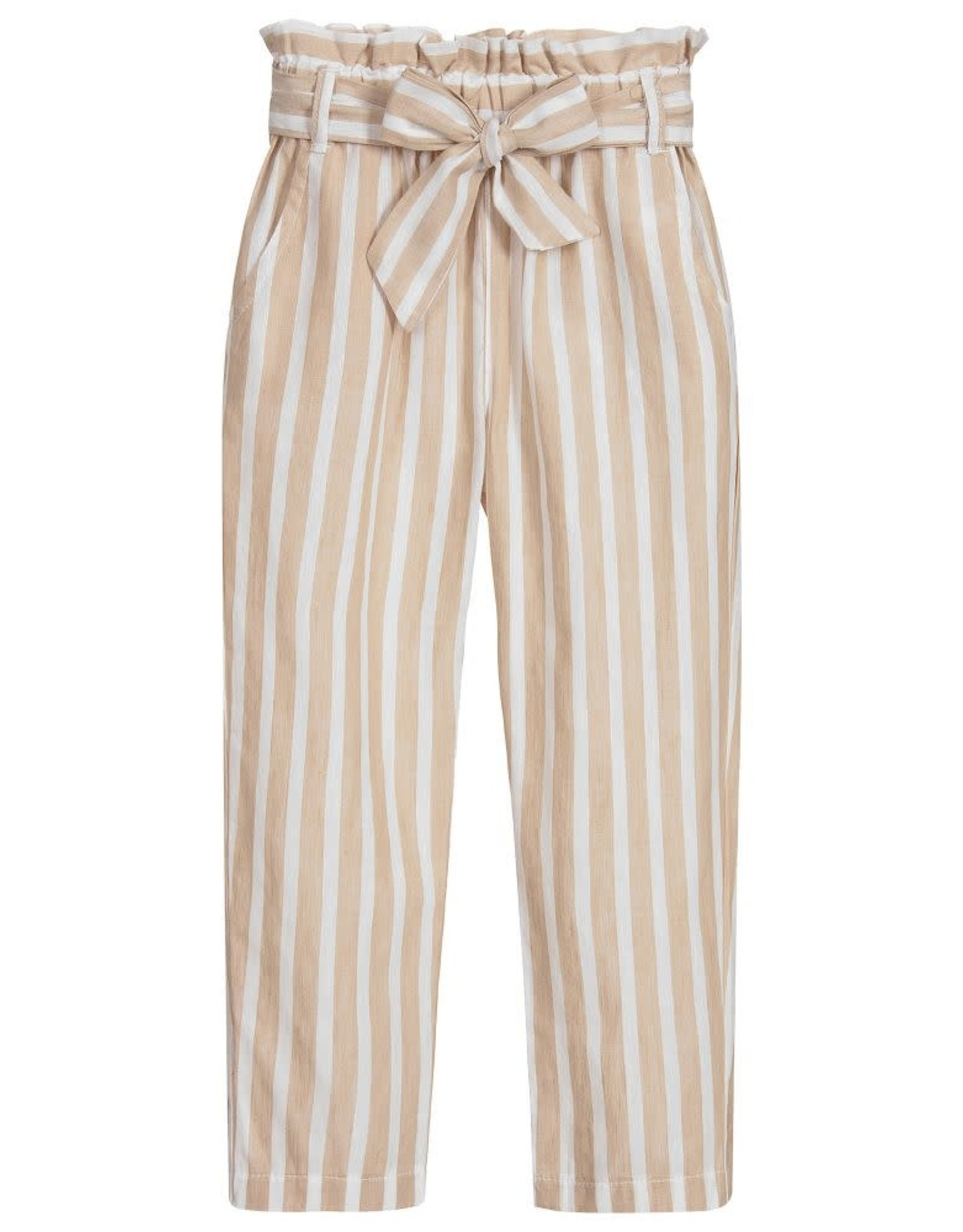 Mayoral Nude Stripped Pants