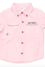 Prodoh Core Fishing Shirt Pink