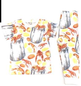 Velvet Fawn Bayou Baby Two Piece Pajama