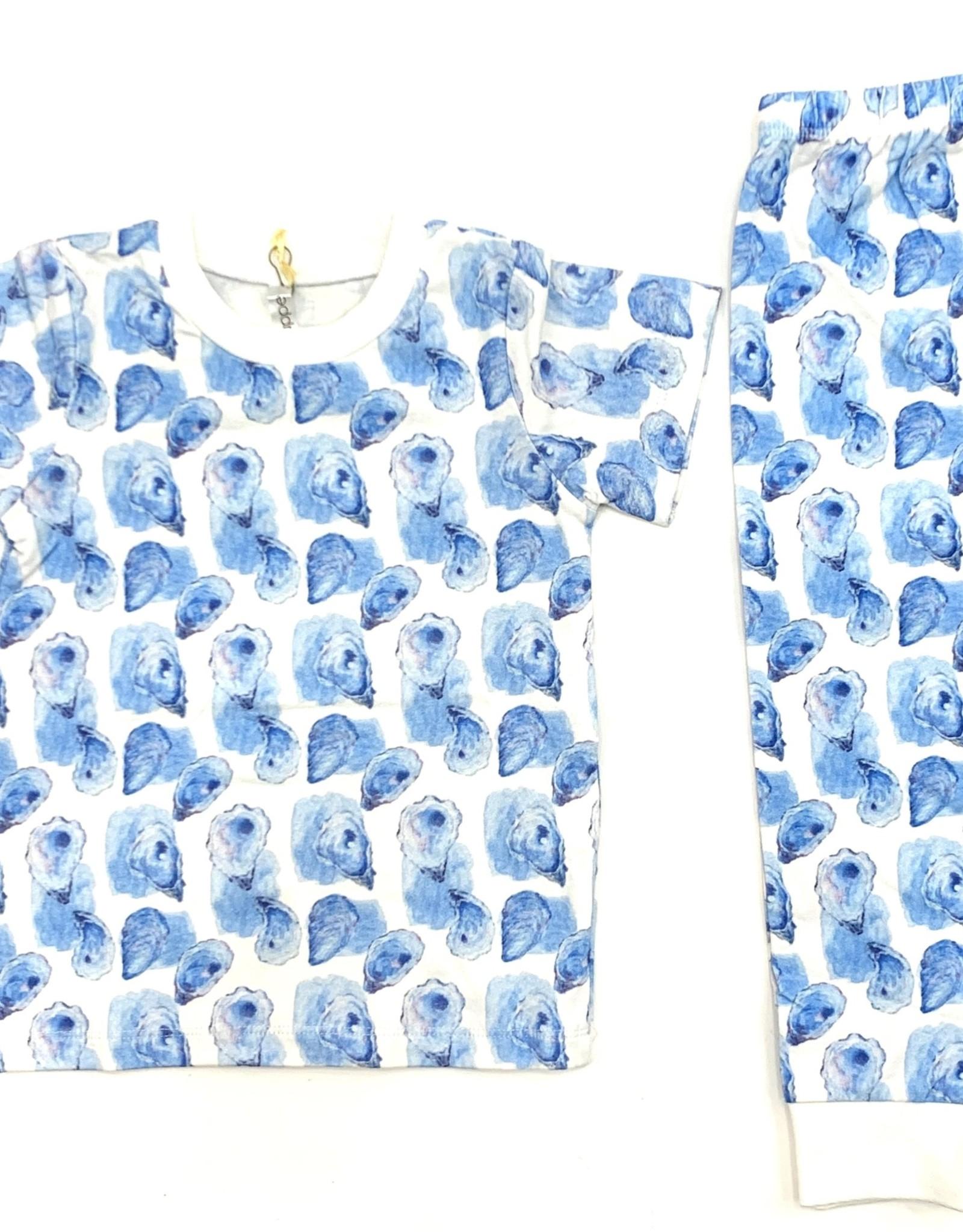 Velvet Fawn Awww Shucks! Two Piece Pajamas