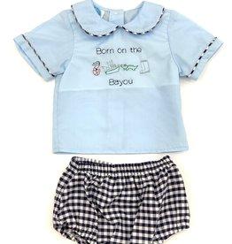 Krewe Blue Born On The Bayou