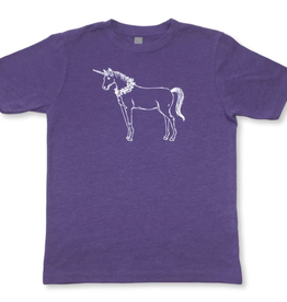 Honey Bee Tees Unicorn T-Shirt