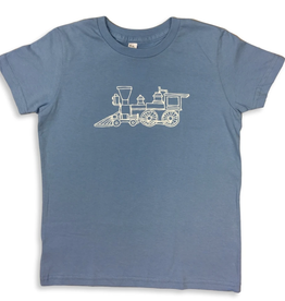 Honey Bee Tees Steam Engine T-Shirt