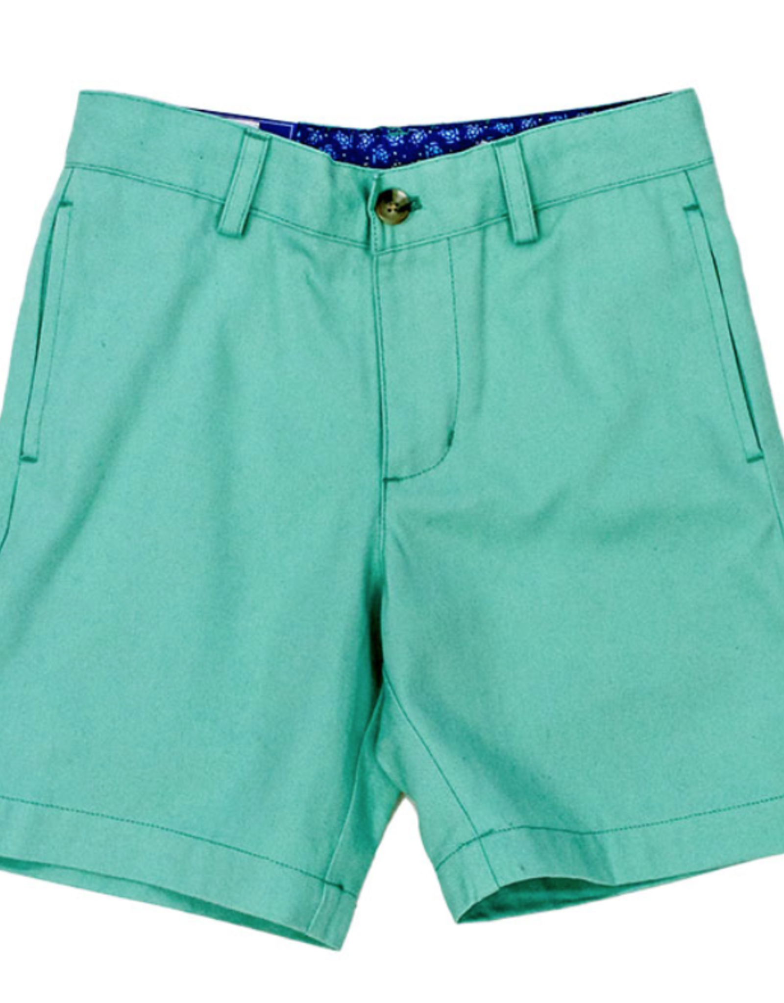 The Bailey Boys Aloe Twill Shorts