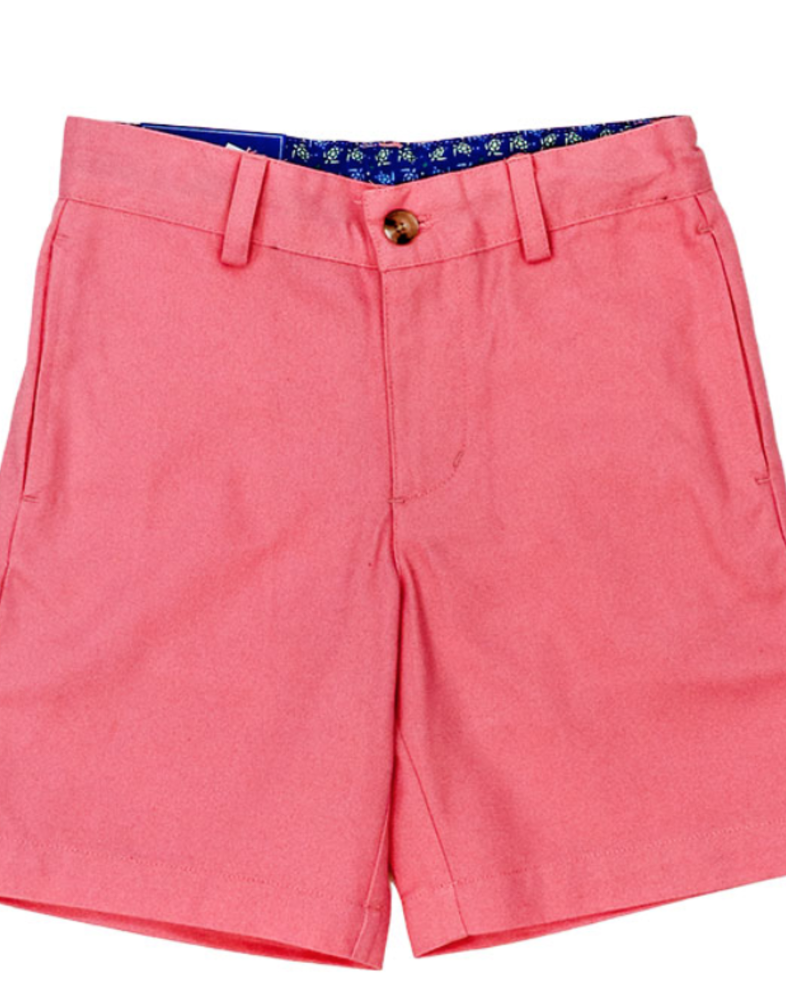 The Bailey Boys Shrimp Twill Shorts