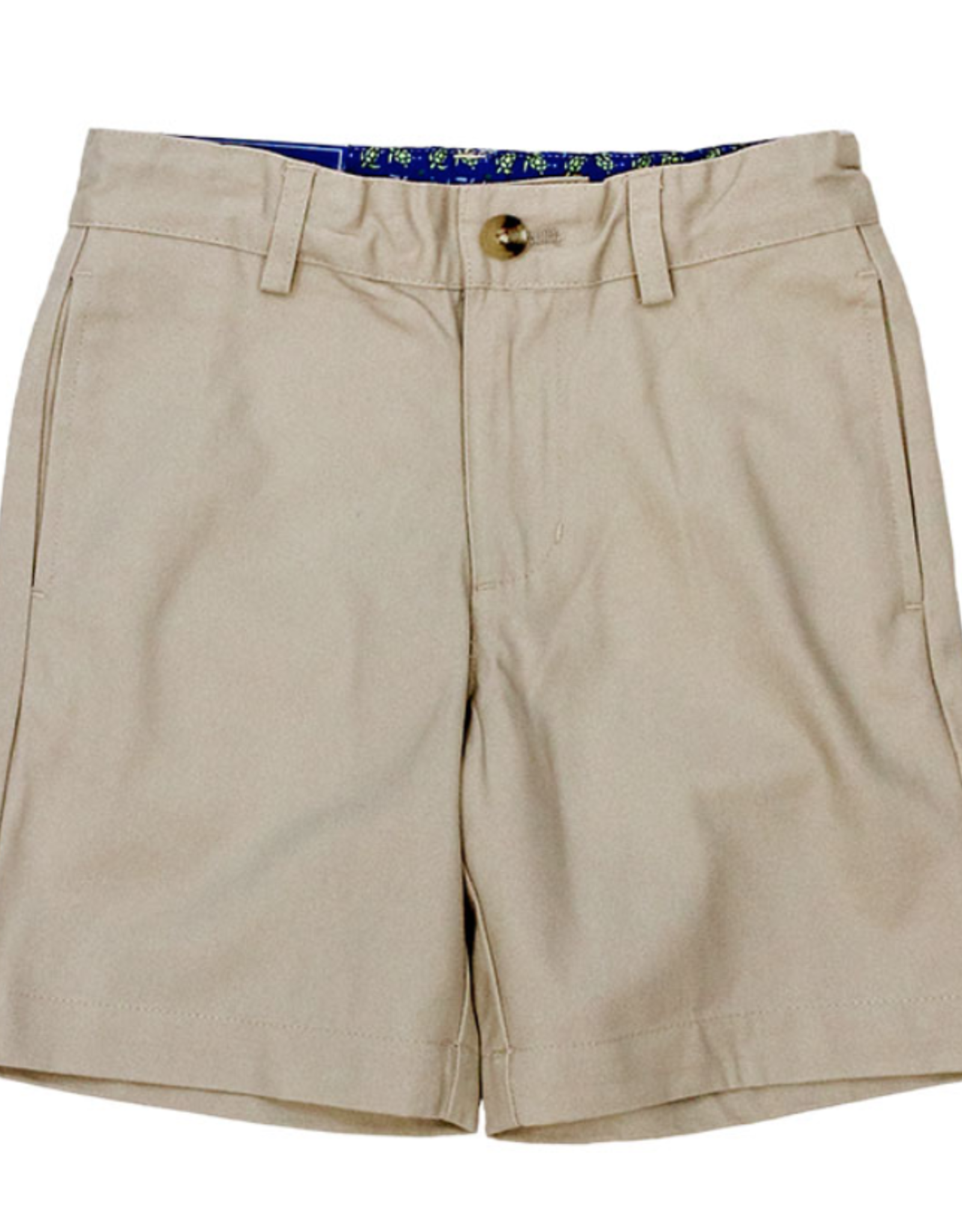 The Bailey Boys Khaki Twill Shorts