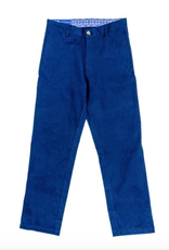 The Bailey Boys Navy Twill Pant