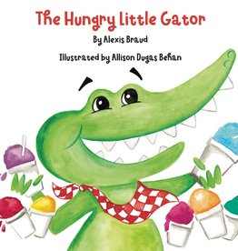 River Road Press Hungry Little Gator