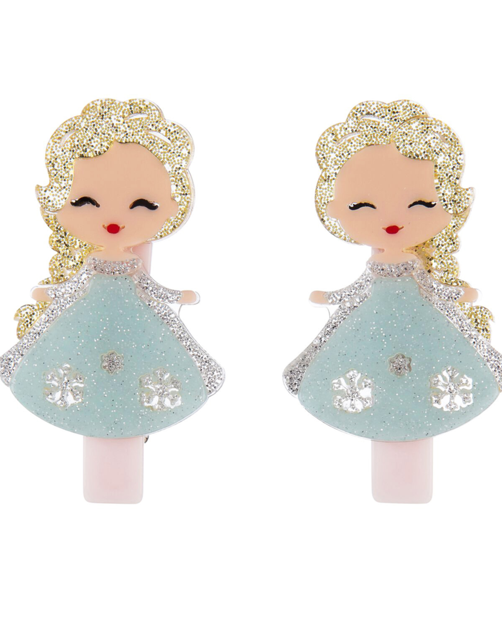 Lillies&Roses Princess Clips
