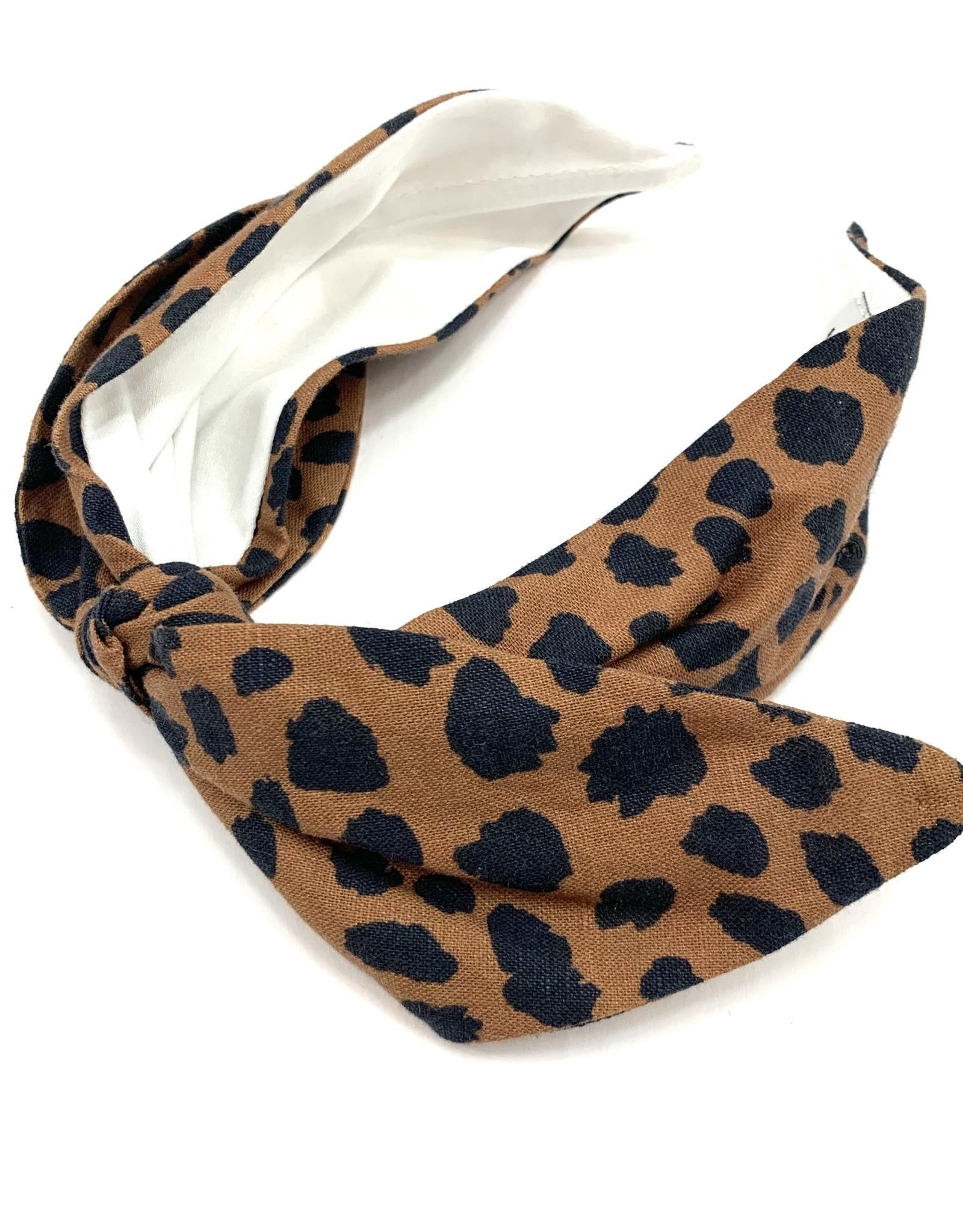 Brooke Wright Leopard Headband