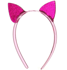 Lillies&Roses Headband Glitter Cat Ears