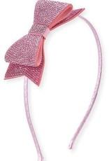 Bari Lynn Crystal Bow Headbands