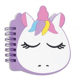 Iscream Unicorn Mini Journal