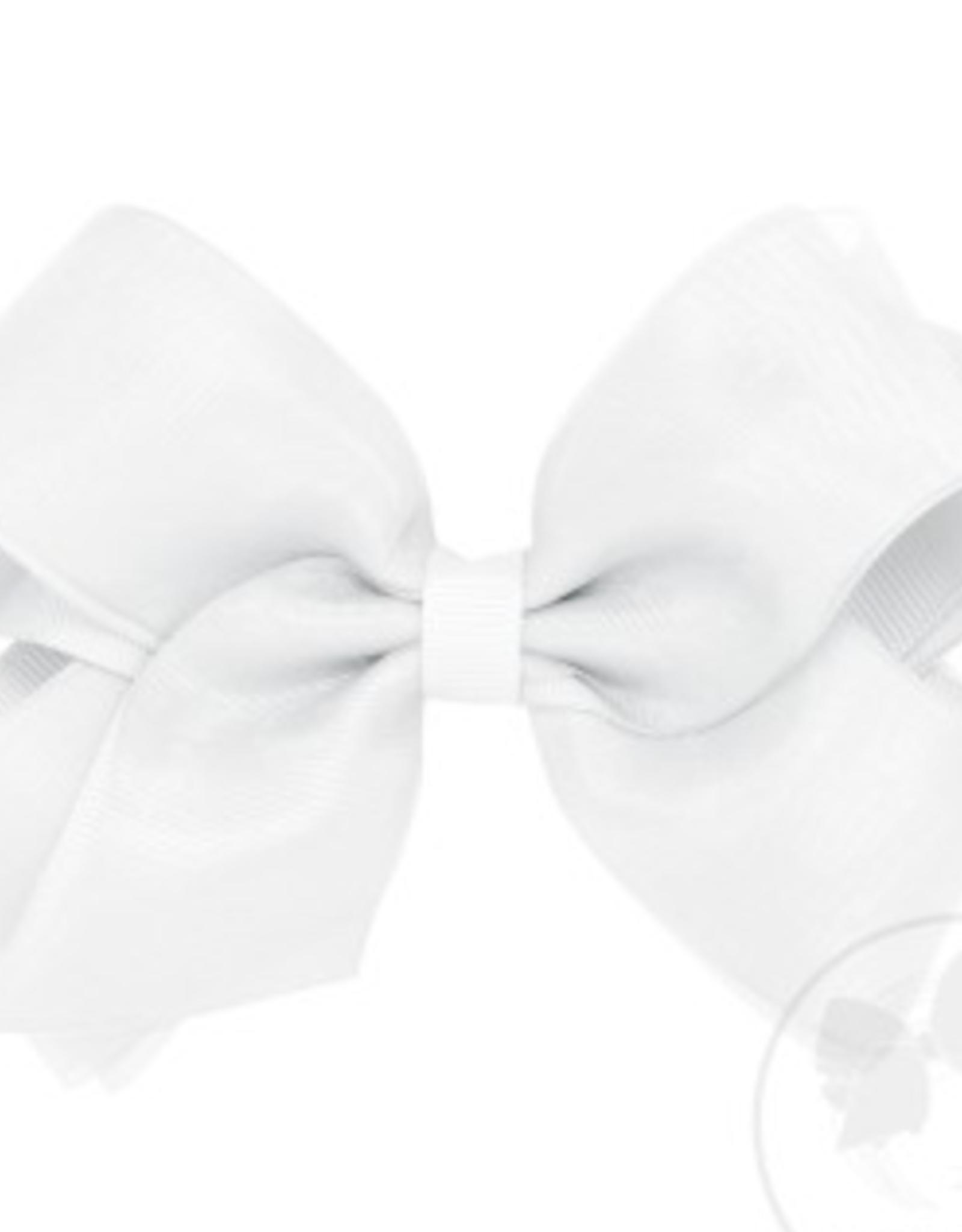 WeeOnes Medium Organza Overlay Bows