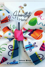 Howelette Hairbows Birthday Bow