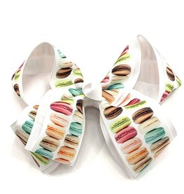 Howelette Hairbows Macaron Signature Bow