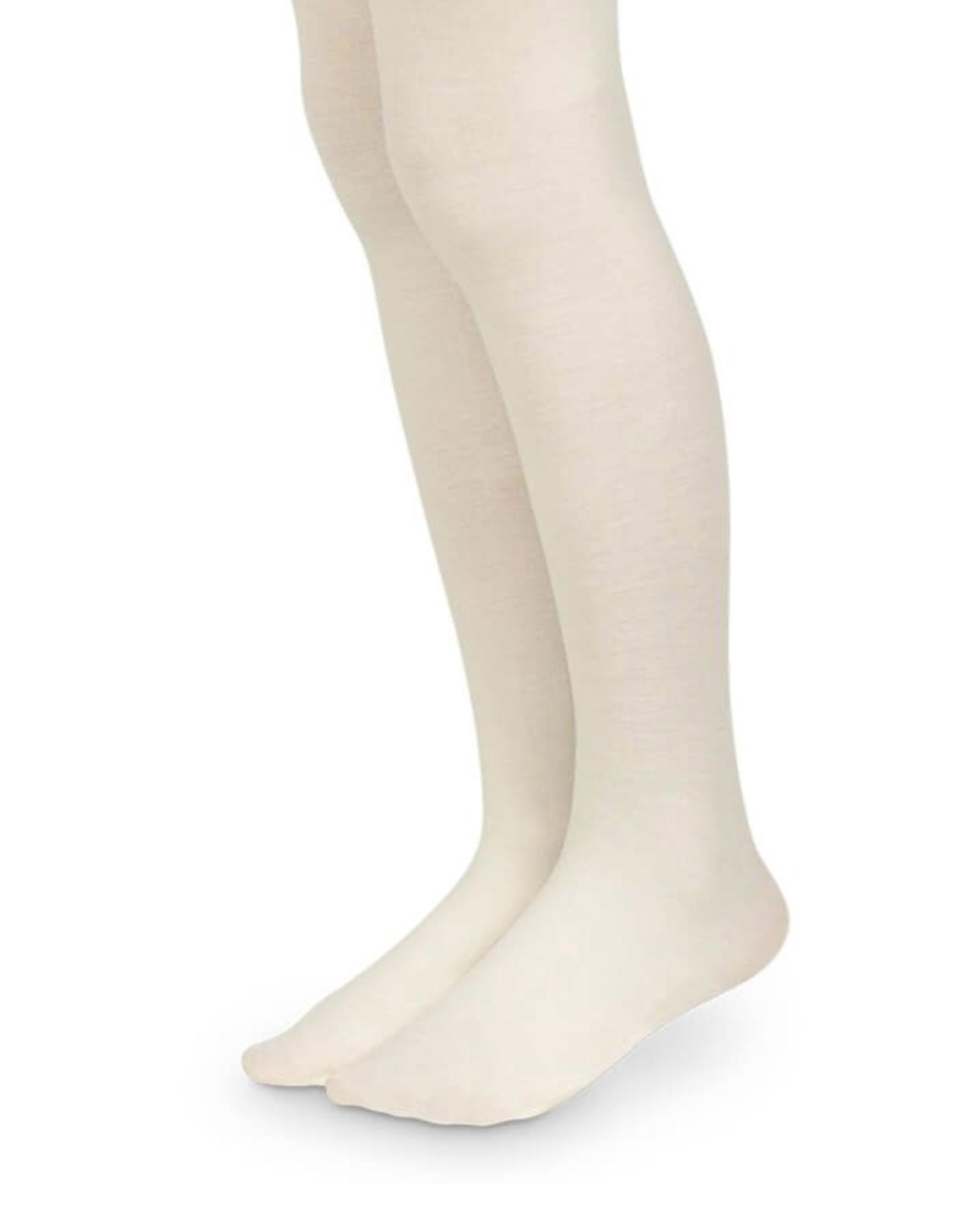 Jefferies Socks Ivory Nylon Tights 1445