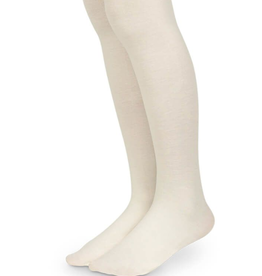 Jefferies Socks Ivory Nylon Tights 1445