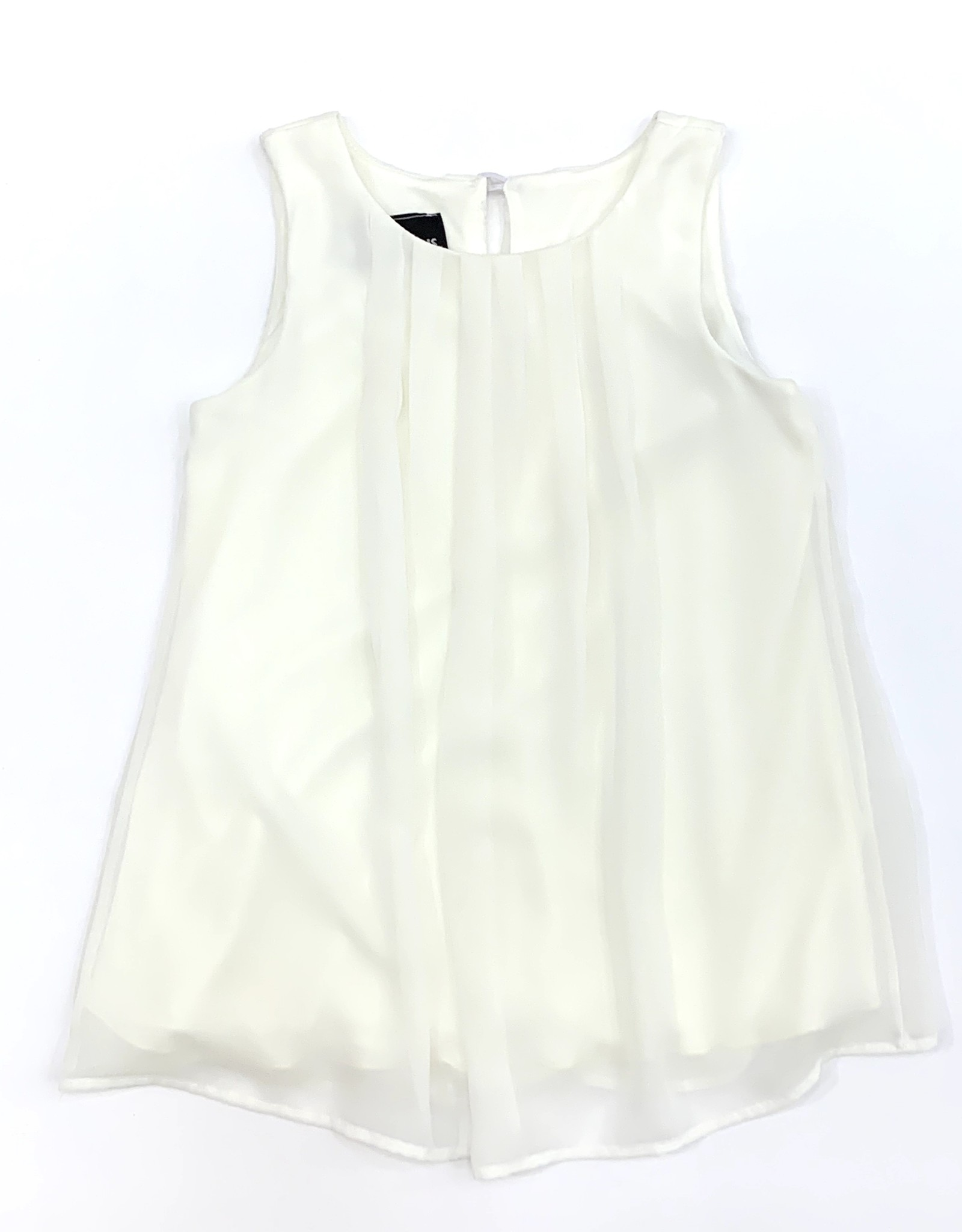Pleated Neck Swing Top