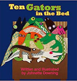 River Road Press Ten Gators in the Bed