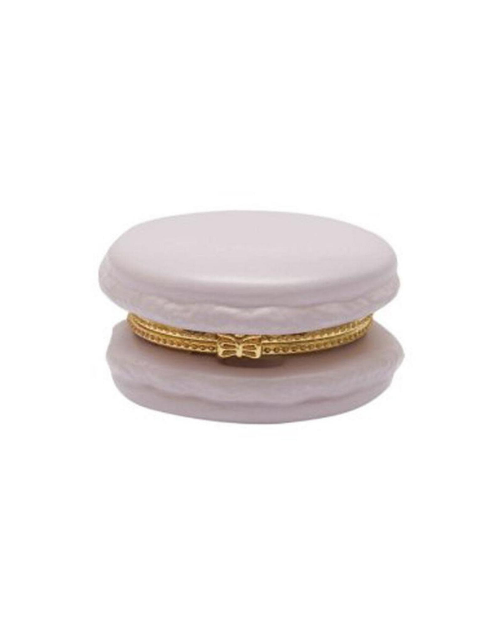 Two's Company Macaron Trinket Box