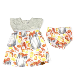 Velvet Fawn Bayou Baby Tunic Set