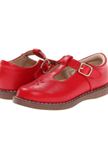 Footmates Sherry Apple Red