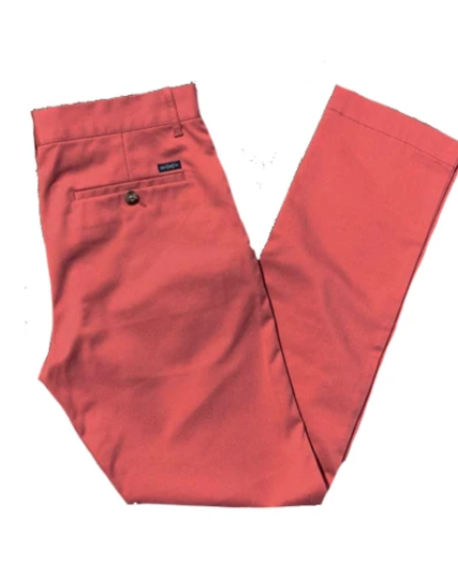 Palmetto Pants Rev Red