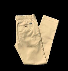 Brown Bowen Palmetto Pants Khaki