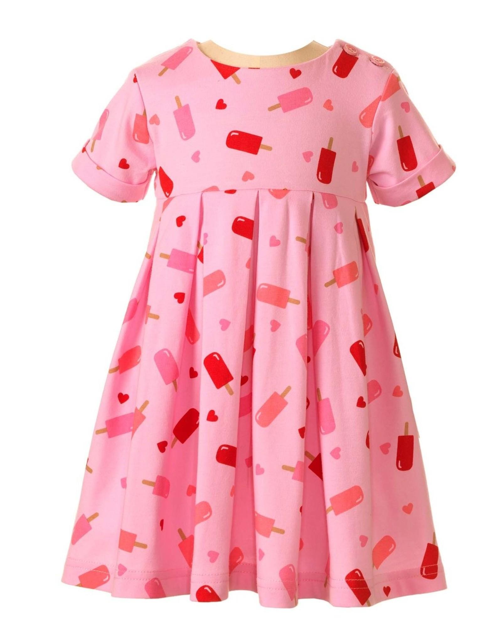 Rachel Riley Ice Lolly Jersey Dress