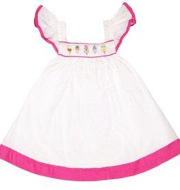 Christian Elizabeth Kingston Popsicle Dress