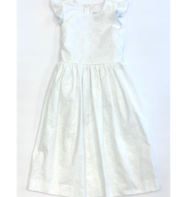 Funtasia Too White Eyelet Dress