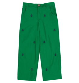 Nantucket Kids Twill Anchor Trousers