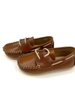Elephantito Regatta Natural Boat Shoe