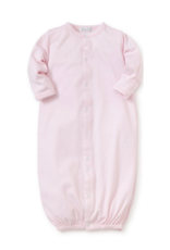 Kissy Kissy Pink Converter Gown With White Dots
