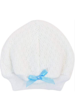 Paty Paty white cap with blue essential