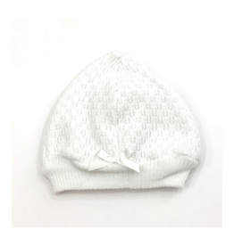 Paty Paty White Cap With White Essential