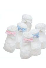 Paty Paty booties white