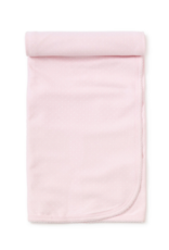 Kissy Kissy Pink Blanket With White Dots