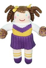 Zubels 7' Cheerleader Doll