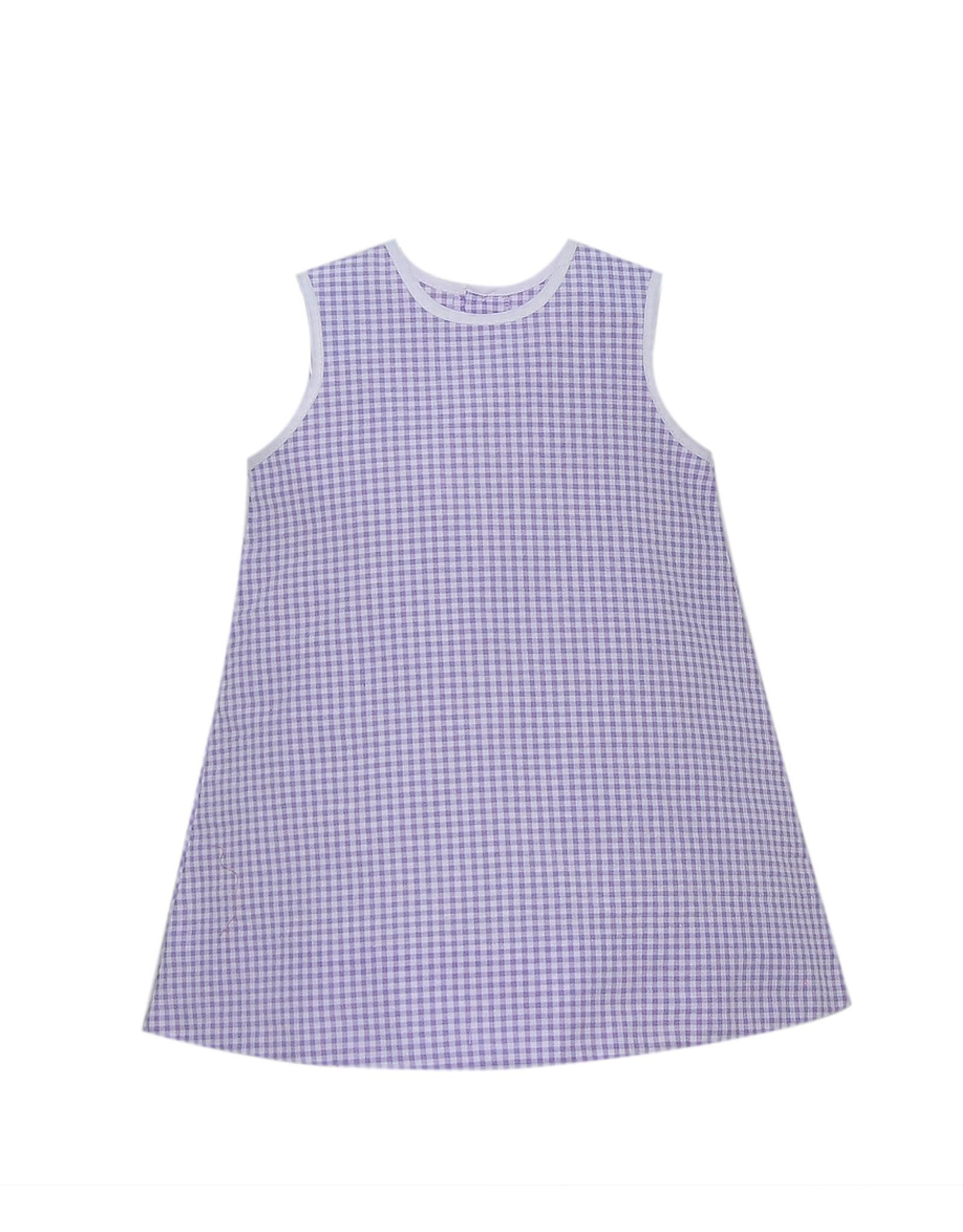 LullabySet Jenny Purple Seersucker Jumper